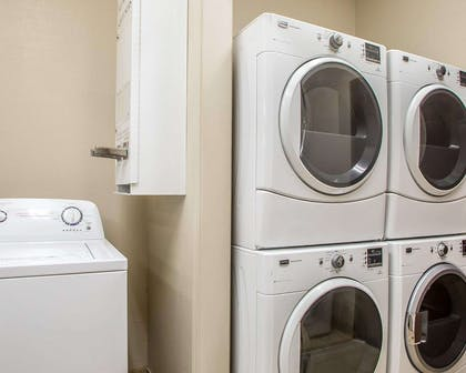 Guest laundry facilities | MainStay Suites St. Robert - Fort Leonard Wood