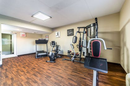 Fitness center | Comfort Inn Festus-St Louis South