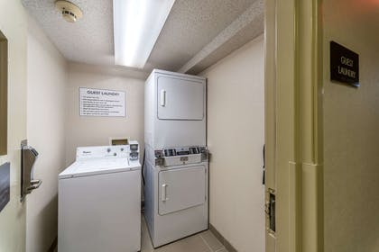 Guest laundry facilities | Comfort Inn Festus-St Louis South