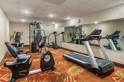 Fitness center | Comfort Inn & Suites Branson Meadows