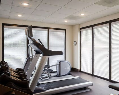 Exercise room | Comfort Suites Starkville