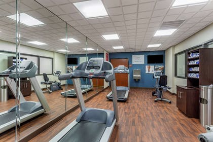 Fitness center | Comfort Suites Southaven I-55