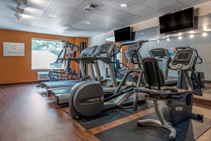Fitness center | Comfort Suites Biloxi - Ocean Springs