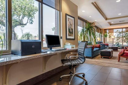 Business center | Comfort Suites Biloxi - Ocean Springs