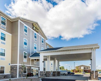 Hotel exterior | Mainstay Suites Sidney