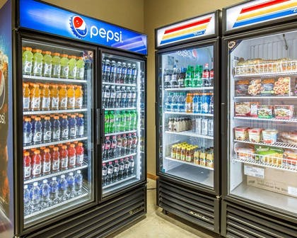 Hotel vending areas | Mainstay Suites Sidney