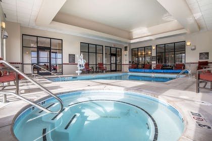 Indoor hot tub | Comfort Inn Gateway to Glacier