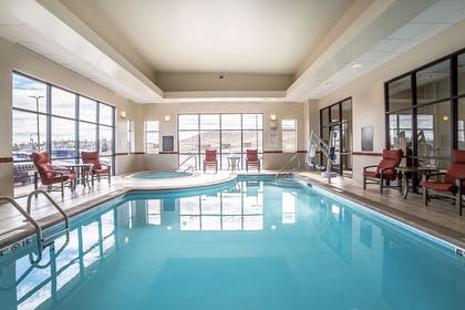 Indoor pool | Comfort Inn Gateway to Glacier