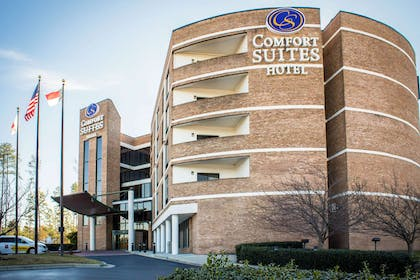 Hotel exterior | Comfort Suites Raleigh Durham Airport/Research Triangle Park
