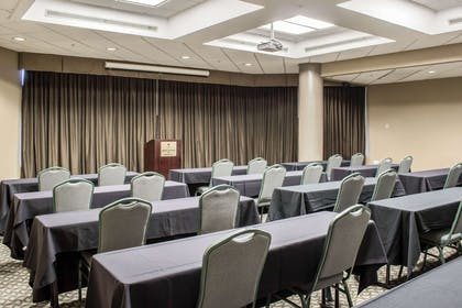 Large space perfect for corporate functions or training | Comfort Suites Raleigh Durham Airport/Research Triangle Park