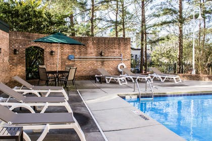 Relax by the pool | Comfort Suites Raleigh Durham Airport/Research Triangle Park