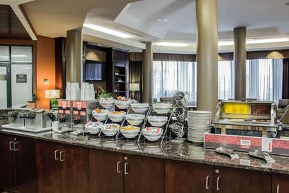 Assorted breakfast items | Comfort Suites Raleigh Durham Airport/Research Triangle Park