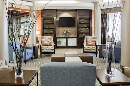 Elegantly decorated hotel | Comfort Suites Raleigh Durham Airport/Research Triangle Park