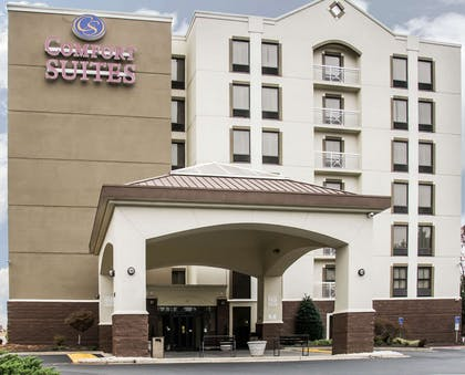 Hotel near popular attractions | Comfort Suites University - Research Park