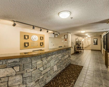 Front desk | Comfort Suites Boone - University Area