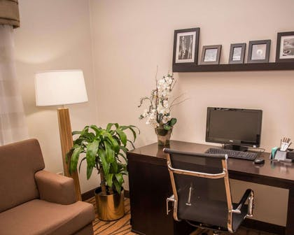 Business center | Sleep Inn & Suites at Concord Mills