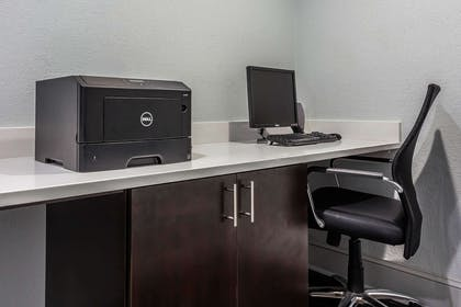 Business center   Quality Suites Pineville - Charlotte