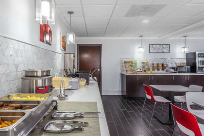 Spacious breakfast area   Quality Suites Pineville - Charlotte