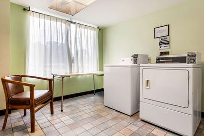Guest laundry facilities   Comfort Suites Wilmington near Downtown