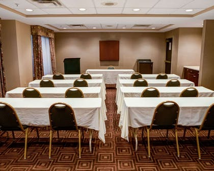 Event space | Comfort Suites Airport