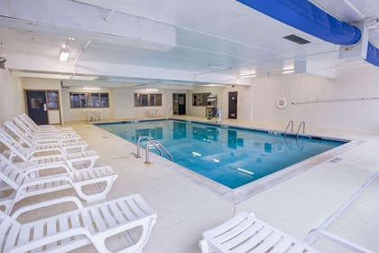 Relax by the pool | Comfort Suites Concord Mills