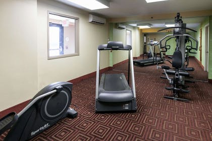 Exercise room | Comfort Inn & Suites Statesville - Mooresville
