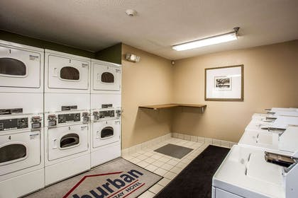 Guest laundry facilities | Suburban Extended Stay Hotel Charlotte-Ballantyne