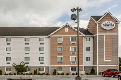 Hotel Exterior | Suburban Extended Stay Hotel Camp Lejeune