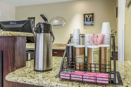 Lobby | Suburban Extended Stay Hotel Camp Lejeune