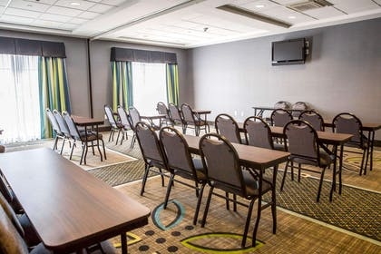 Conference room | Comfort Suites New Bern near Cherry Point