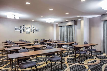 Large space perfect for corporate functions or training | Comfort Inn & Suites Kannapolis - Concord