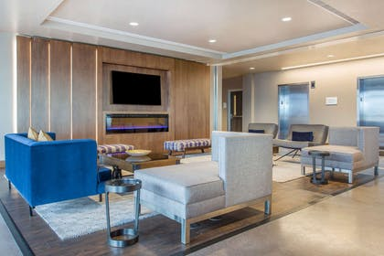 Hotel lounge area | Cambria Hotel Downtown Asheville