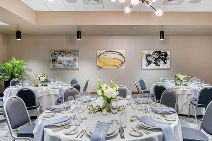 Event space | Cambria Hotel Downtown Asheville