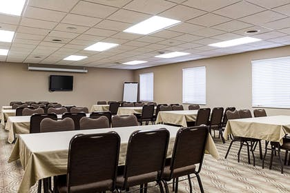 Large space perfect for corporate functions or training | Mainstay Suites Fargo