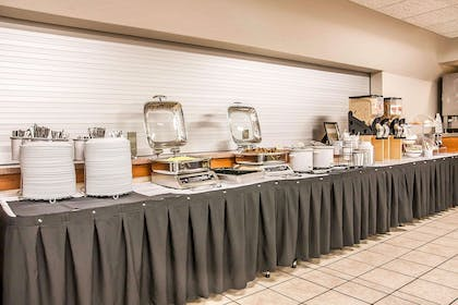 Assorted breakfast items | Sleep Inn & Suites Conference Center and Water Park