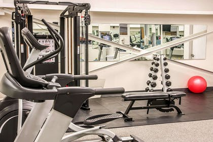 Fitness center | Sleep Inn & Suites Conference Center and Water Park