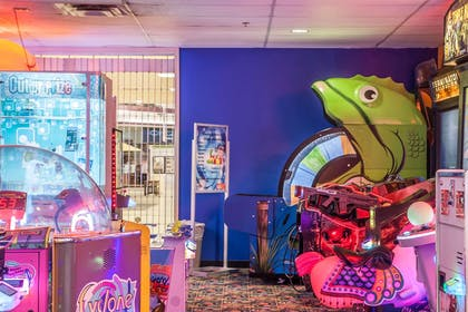 Hotel arcade games | Sleep Inn & Suites Conference Center and Water Park