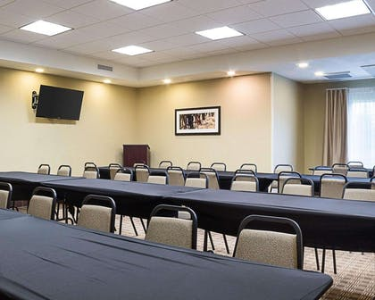 Large space perfect for corporate functions or training | Comfort Suites Minot