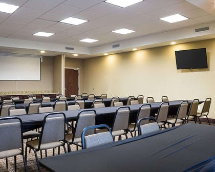 Meeting room | Comfort Suites Minot