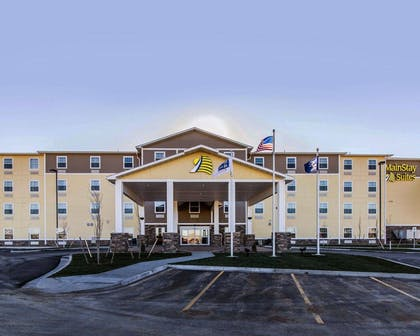 MainStay Suites Watford City hotel in Watford City, ND | MainStay Suites Event Center