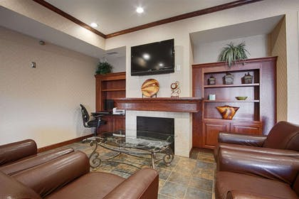 Business center   Quality Inn and Suites