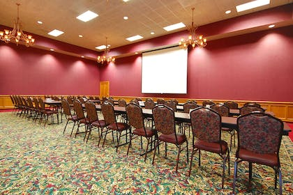 Meeting room | Norfolk Lodge & Suites, an Ascend Hotel Collection Member