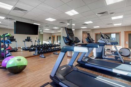 Fitness center | Norfolk Lodge & Suites, an Ascend Hotel Collection Member