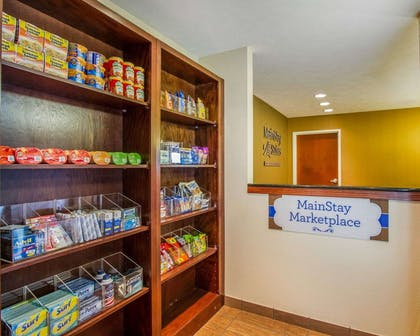 Marketplace | MainStay Suites