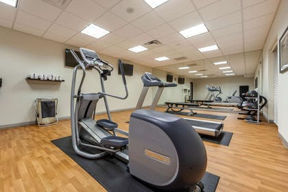 Exercise room | MainStay Suites University