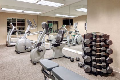 Fitness center | The Garrison Hotel & Suites Dover-Durham, Ascend Collection