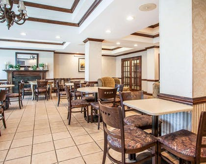 Enjoy a meal at the on-site restaurant | Comfort Inn And Suites