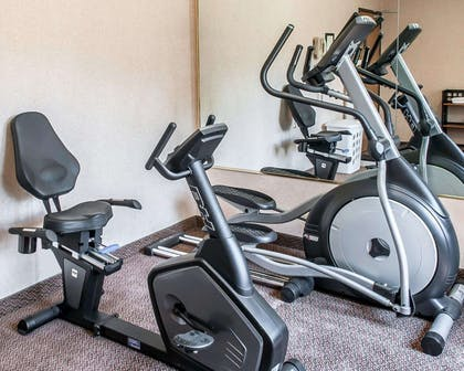 Fitness center | Comfort Inn - Midtown