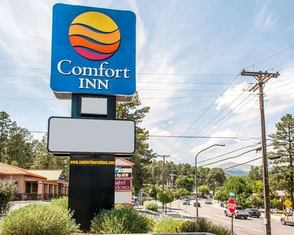 Comfort Inn Midtown hotel in Ruidoso, NM | Comfort Inn - Midtown
