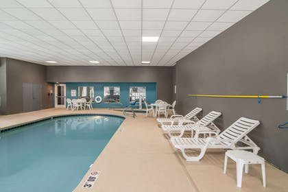 Relax by the pool   Quality Inn & Suites - Ruidoso Hwy 70
